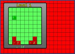 Math Block Busters - Math Game